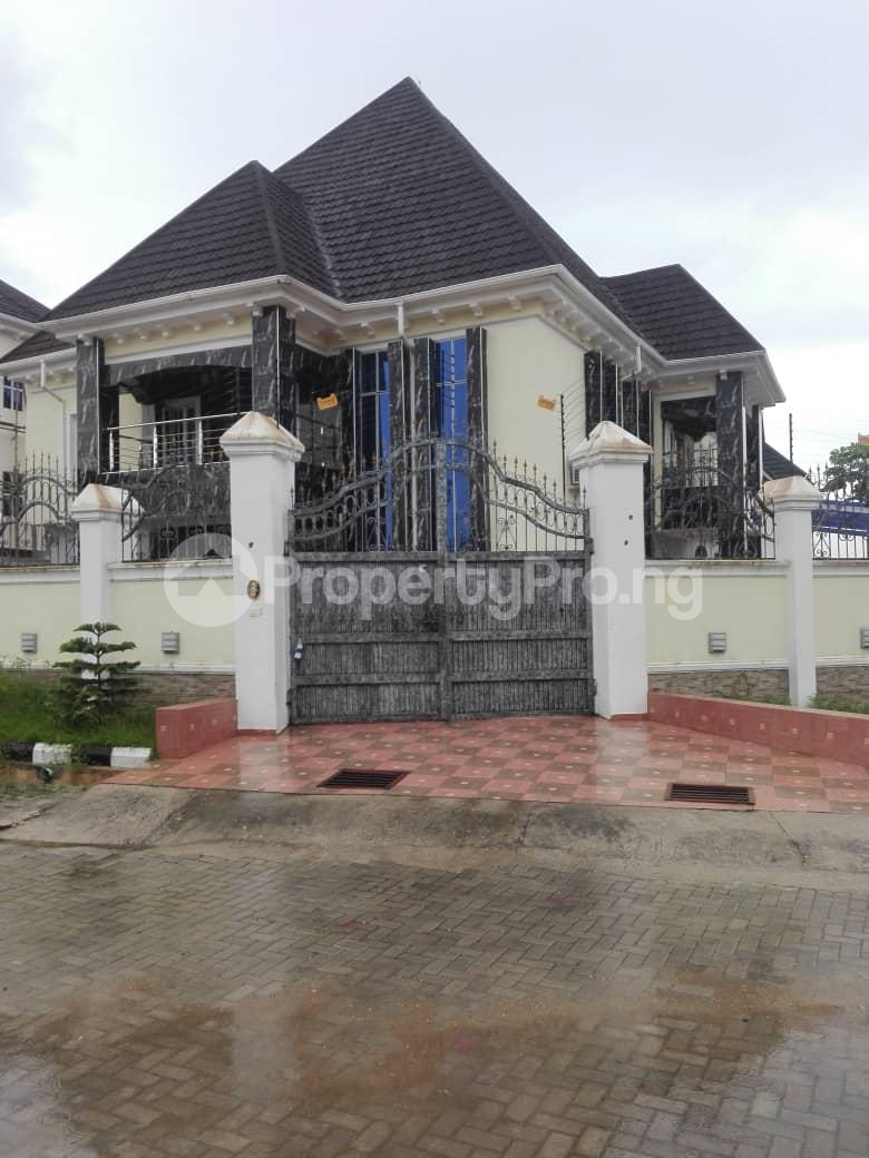 5 bedroom Detached Duplex House for sale First Estate Amuwo Odofin Amuwo Odofin Amuwo Odofin Lagos - 1