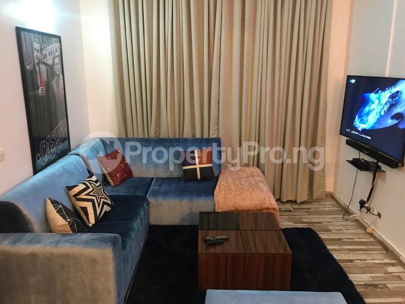 1 bedroom mini flat  Mini flat Flat / Apartment for shortlet T Y Danjuma Street Ligali Ayorinde Victoria Island Lagos - 19