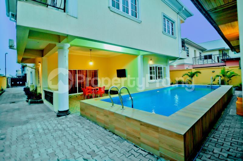 4 bedroom Detached Duplex House for shortlet VGC Lekki Lagos - 18