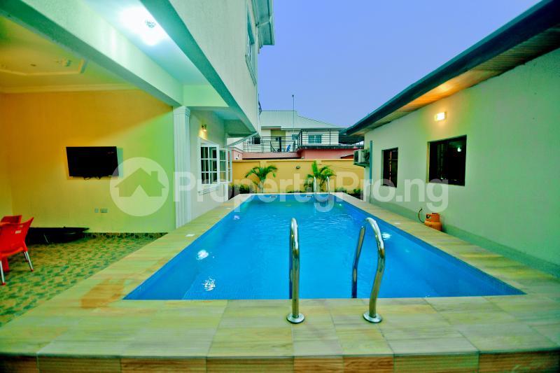 4 bedroom Detached Duplex House for shortlet VGC Lekki Lagos - 17