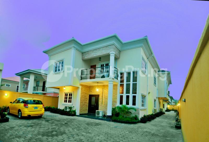 4 bedroom Detached Duplex House for shortlet VGC Lekki Lagos - 19