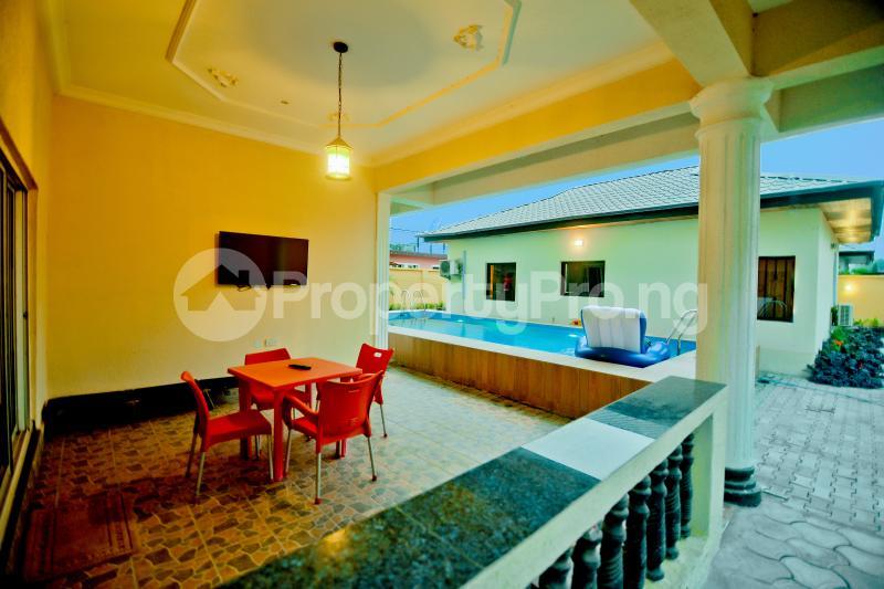 4 bedroom Detached Duplex House for shortlet VGC Lekki Lagos - 16
