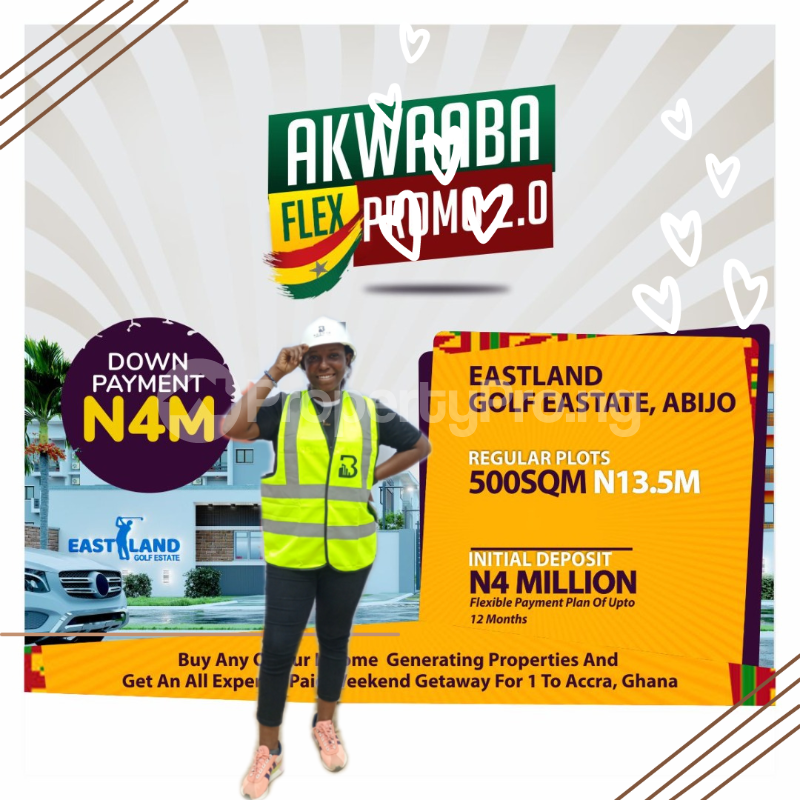 Residential Land for sale Abijo Ajah Lagos - 0
