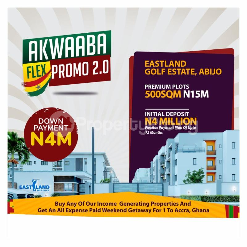 Residential Land for sale Abijo Ajah Lagos - 2