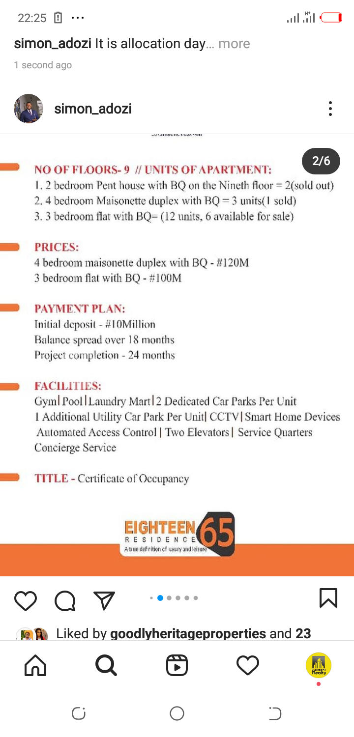 Penthouse Flat / Apartment for sale Victoria Island Extension Victoria Island Lagos - 1