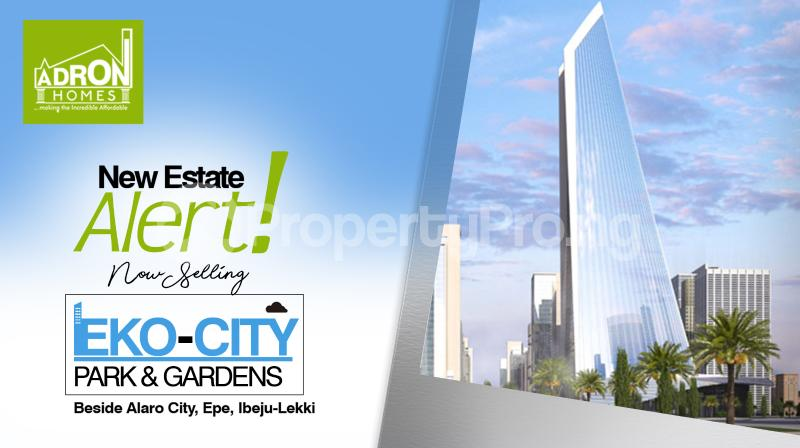 Residential Land Land for sale Beside Alaro city epe  Epe Road Epe Lagos - 0
