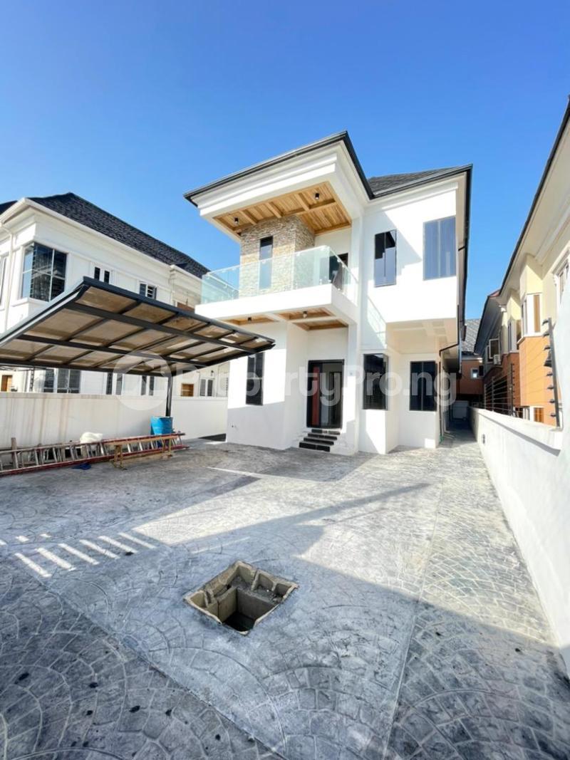 5 bedroom Detached Duplex for sale chevron Lekki Lagos - 17