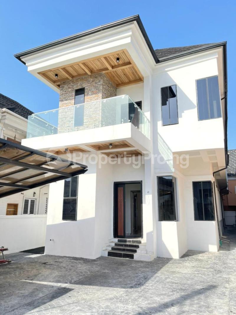 5 bedroom Detached Duplex for sale chevron Lekki Lagos - 15