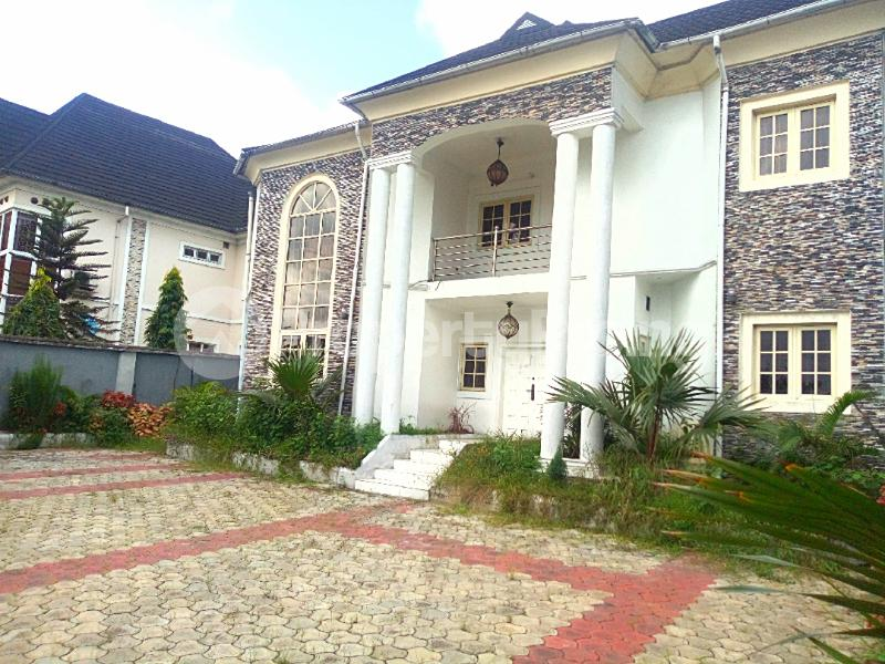 4 bedroom Detached Duplex House for sale Woji  Port Harcourt Rivers - 0