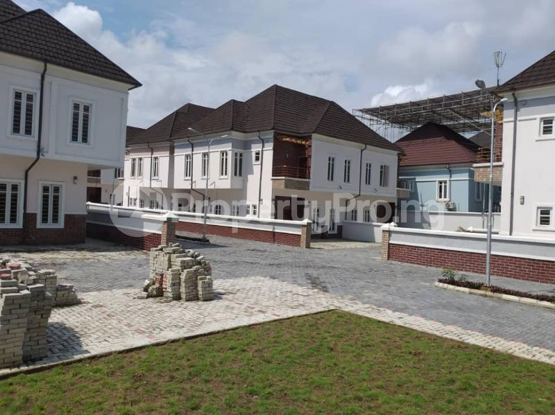 4 bedroom Semi Detached Duplex House for sale Directly opposite Mega Chicken Plaza, Between 2nd tollgate and VGC Ikota Lekki Lagos - 0