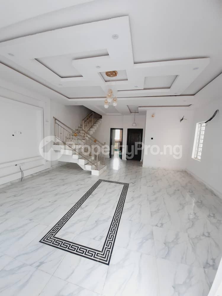 4 bedroom Semi Detached Duplex House for sale Ajah Lekki Phase 2 Lekki Lagos - 1