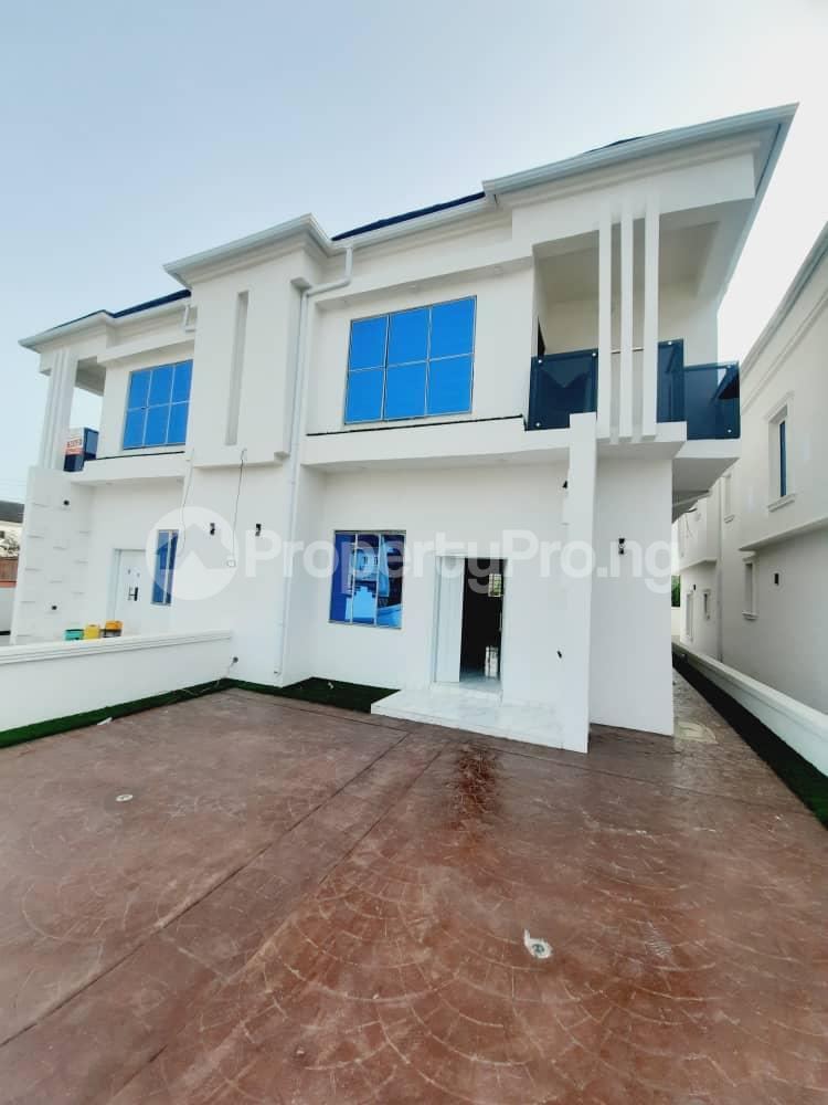 4 bedroom Semi Detached Duplex House for sale Ajah Lekki Phase 2 Lekki Lagos - 0