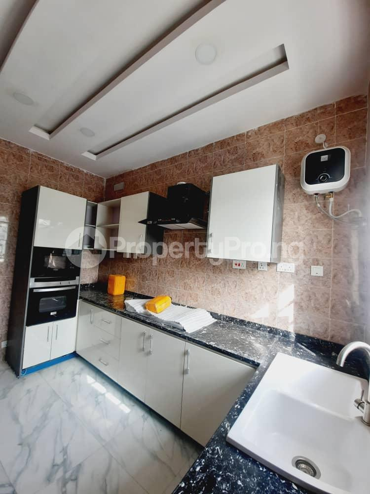 4 bedroom Semi Detached Duplex House for sale Ajah Lekki Phase 2 Lekki Lagos - 3