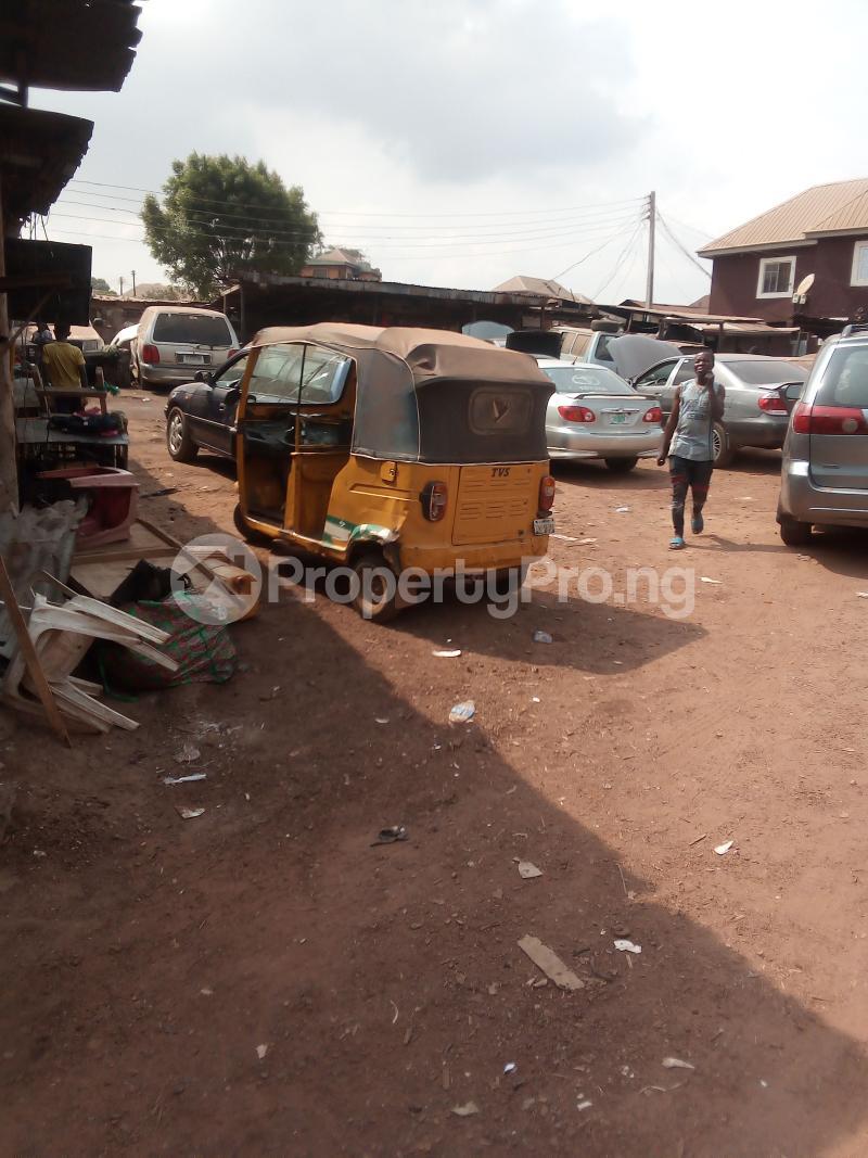 Residential Land Land for sale Obiagu, Off Presidential Road Enugu Enugu - 1