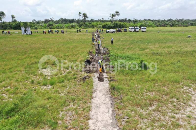 Residential Land Land for sale Opposite La Campagne Tropicana, After Lekki Free Trade Zone LaCampaigne Tropicana Ibeju-Lekki Lagos - 0
