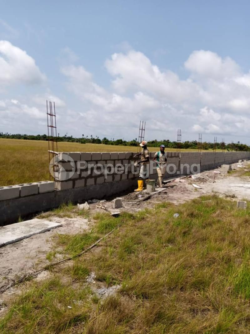 Residential Land Land for sale Opposite La Campagne Tropicana, After Lekki Free Trade Zone LaCampaigne Tropicana Ibeju-Lekki Lagos - 3