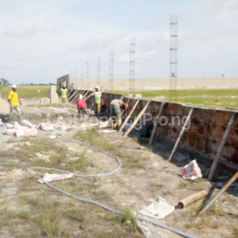 Residential Land Land for sale Opposite La Campagne Tropicana, After Lekki Free Trade Zone LaCampaigne Tropicana Ibeju-Lekki Lagos - 4