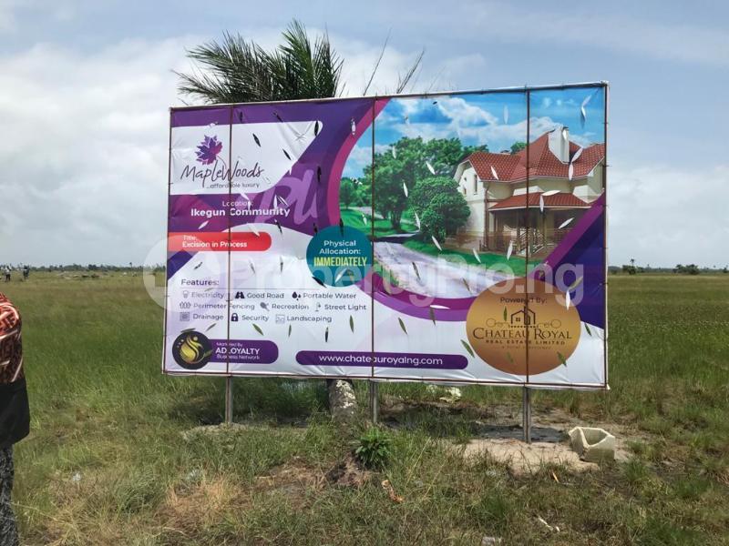 Residential Land Land for sale Opposite La Campagne Tropicana, After Lekki Free Trade Zone LaCampaigne Tropicana Ibeju-Lekki Lagos - 7