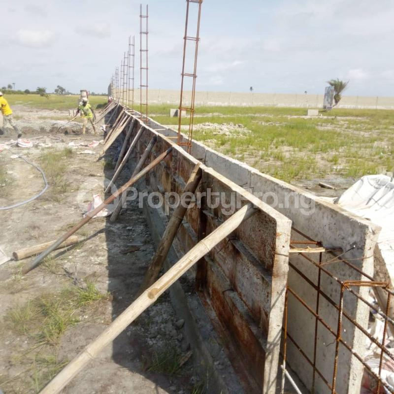 Residential Land Land for sale Opposite La Campagne Tropicana, After Lekki Free Trade Zone LaCampaigne Tropicana Ibeju-Lekki Lagos - 1