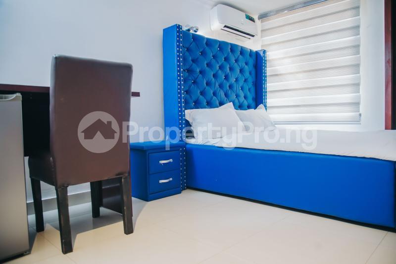 1 bedroom Studio Apartment for shortlet Umar Shuaibu Street Wuye Abuja - 0