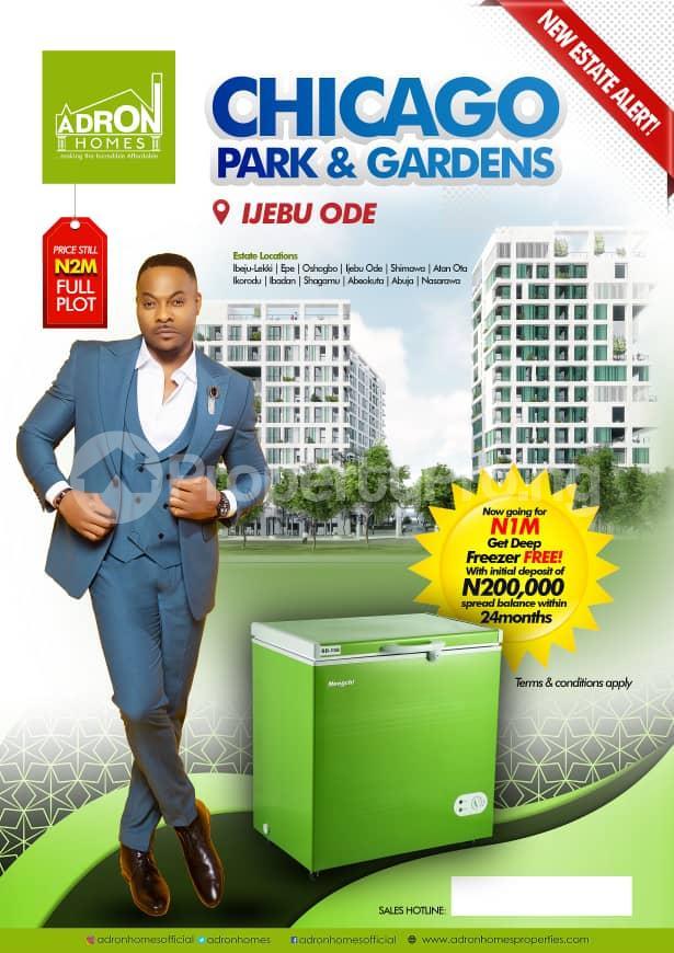 Mixed   Use Land Land for sale ... Ijebu Ode Ijebu Ogun - 0