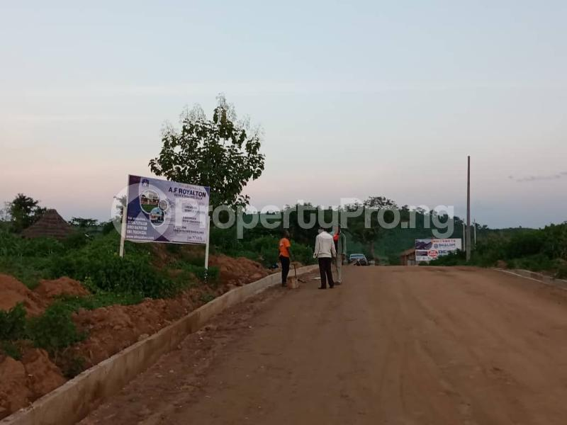 Residential Land for sale Rehoboth 2 Estate Lugbe Abuja - 2