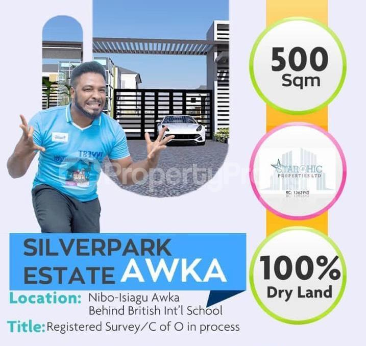 Mixed   Use Land Land for sale Behind British International School Nibo Isiagu  Awka South Anambra - 0