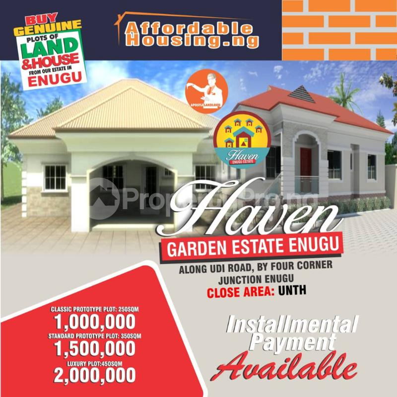 Mixed   Use Land Land for sale Along Udi Road by Four Corner Junction  Enugu Enugu - 0