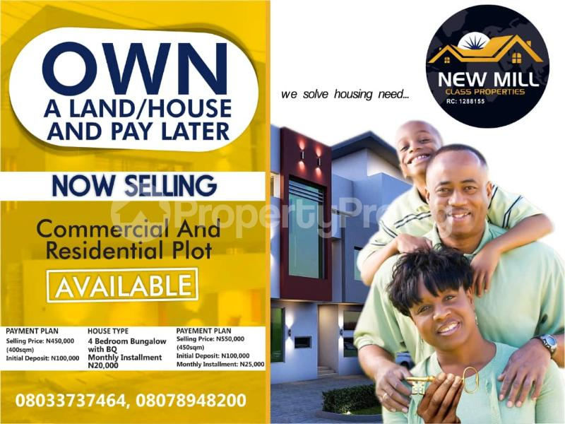 Residential Land Land for sale Upper Ekenhuan Road, After Ekenuan Road Barrack, Benin City. Ovia South-East Edo - 2