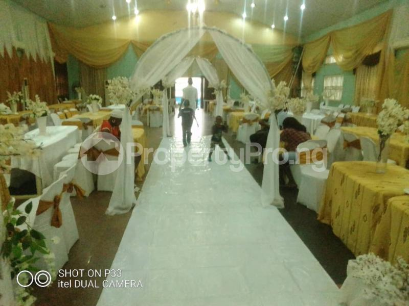 Event Centre Commercial Property for rent Opposite George and Duke Akala Express Ibadan Oyo - 12