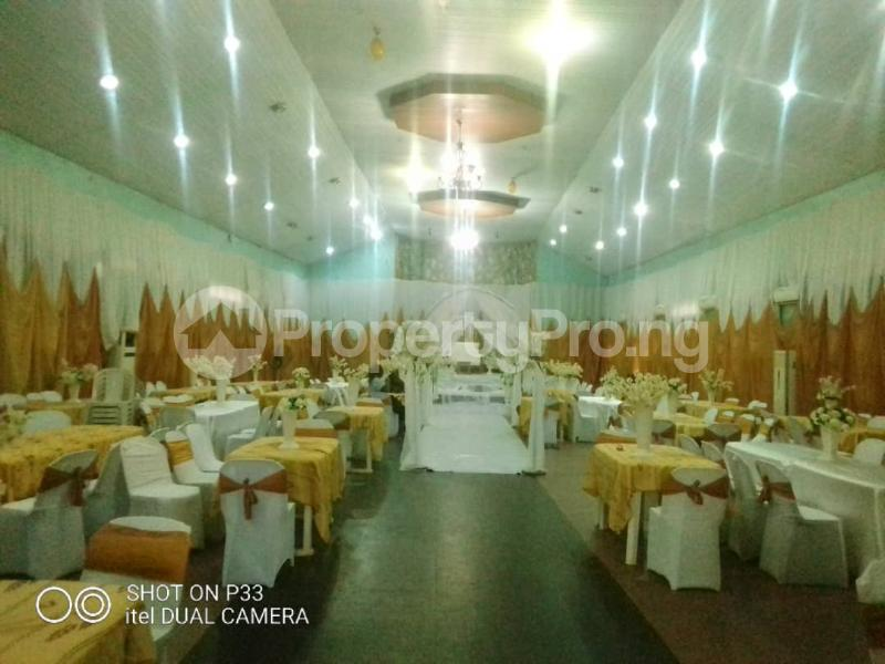 Event Centre Commercial Property for rent Opposite George and Duke Akala Express Ibadan Oyo - 16