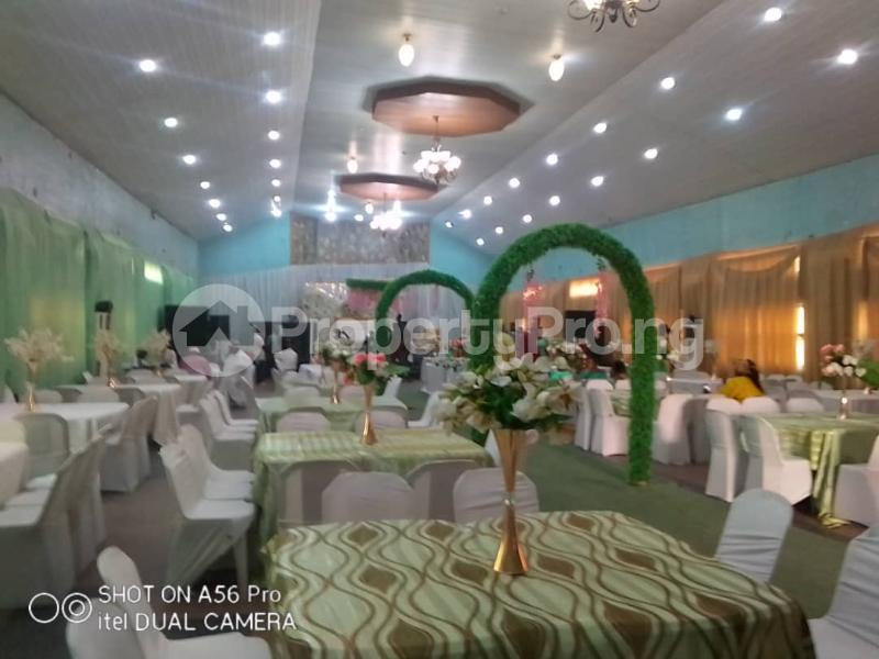 Event Centre Commercial Property for rent Opposite George and Duke Akala Express Ibadan Oyo - 15