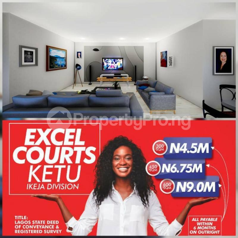 Mixed   Use Land for sale Ketu Ketu Lagos - 0