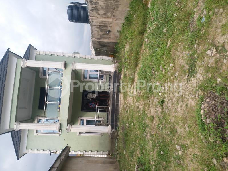 1 bedroom mini flat  Studio Apartment Flat / Apartment for rent D LAW STREET Igbogbo Ikorodu Lagos - 0