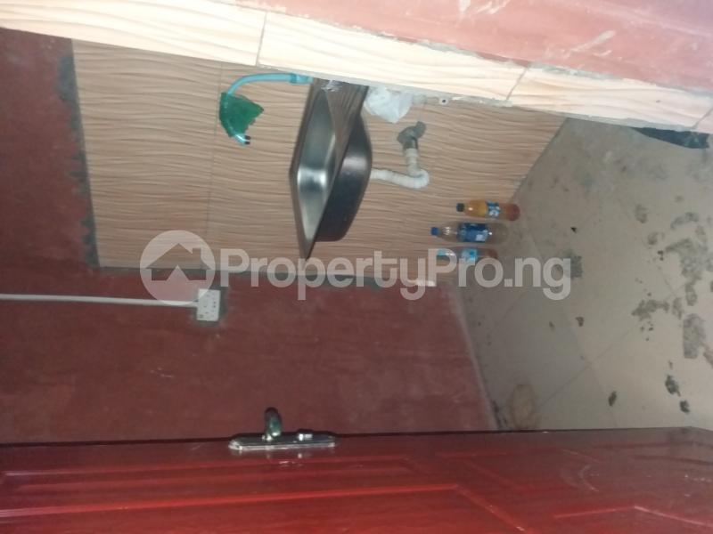 1 bedroom mini flat  Studio Apartment Flat / Apartment for rent D LAW STREET Igbogbo Ikorodu Lagos - 4