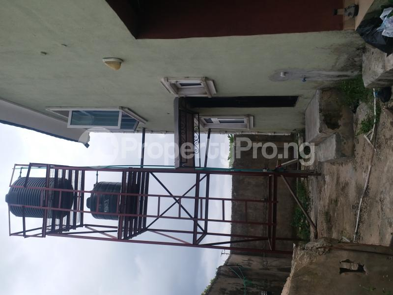 1 bedroom mini flat  Studio Apartment Flat / Apartment for rent D LAW STREET Igbogbo Ikorodu Lagos - 6