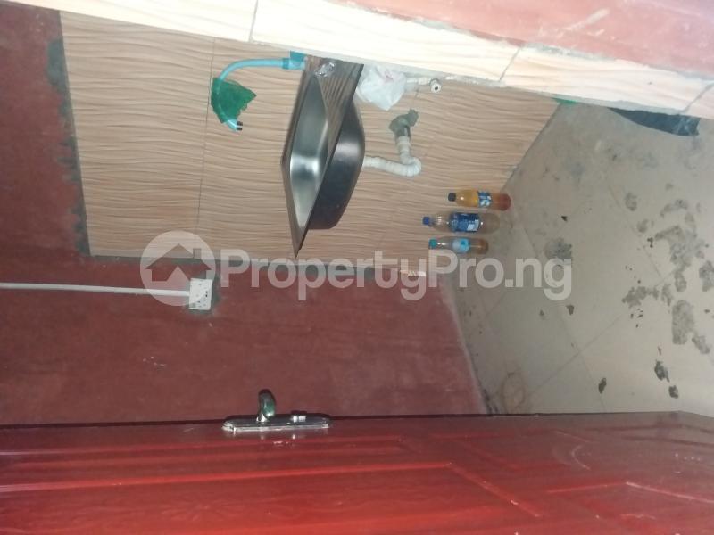 1 bedroom mini flat  Studio Apartment Flat / Apartment for rent D LAW STREET Igbogbo Ikorodu Lagos - 2