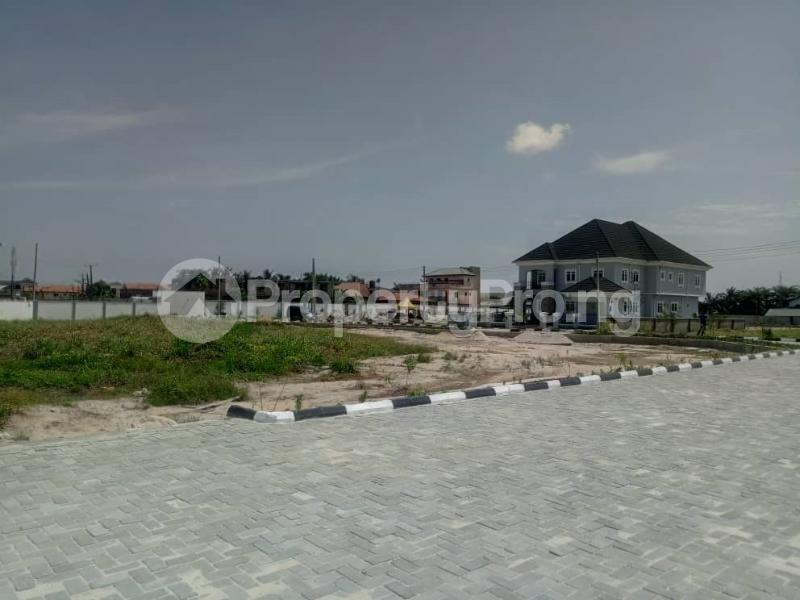 Residential Land Land for sale Genesis Court Phase II, Few minutes drive from lekki/epe expressway Badore Ajah Lagos - 9