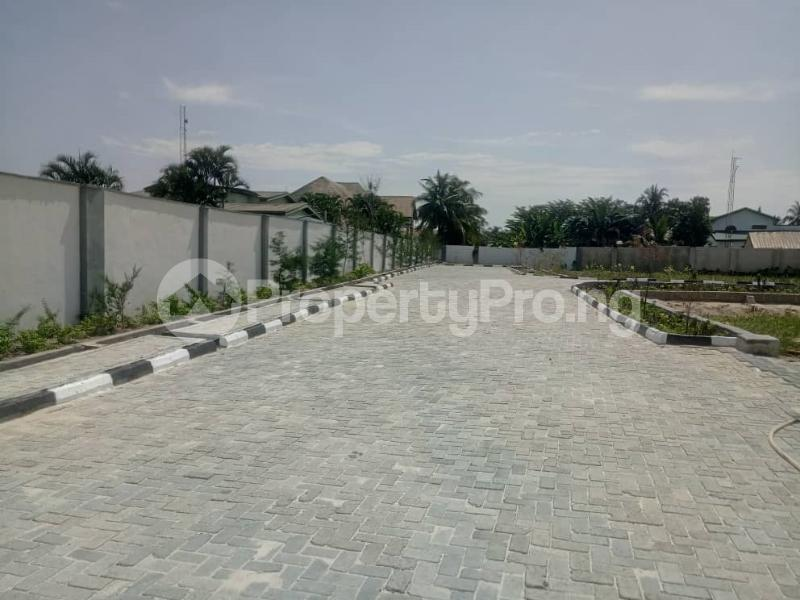 Residential Land Land for sale Genesis Court Phase II, Few minutes drive from lekki/epe expressway Badore Ajah Lagos - 11