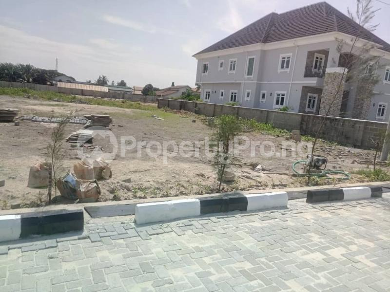 Residential Land Land for sale Genesis Court Phase II, Few minutes drive from lekki/epe expressway Badore Ajah Lagos - 0