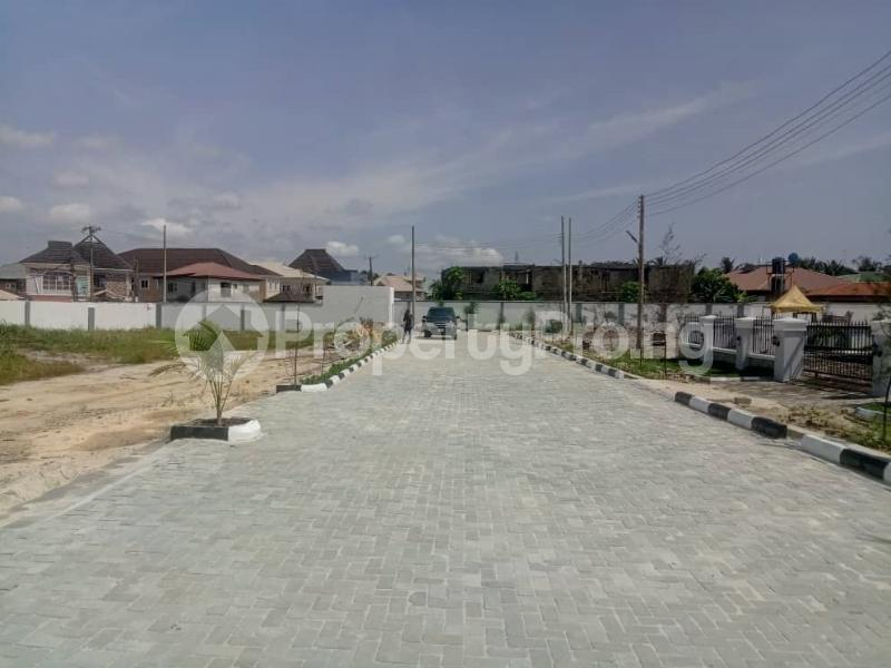 Residential Land Land for sale Genesis Court Phase II, Few minutes drive from lekki/epe expressway Badore Ajah Lagos - 5