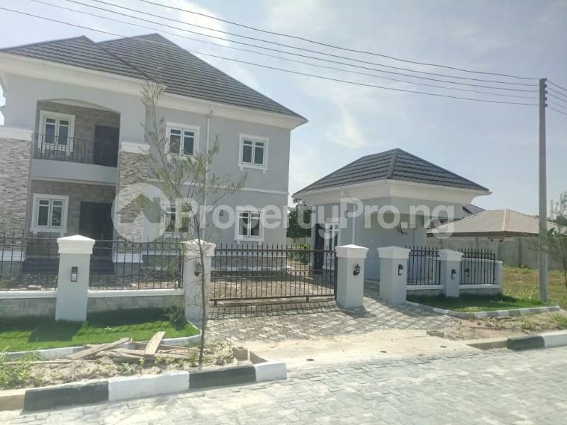 Residential Land Land for sale Genesis Court Phase II, Few minutes drive from lekki/epe expressway Badore Ajah Lagos - 2
