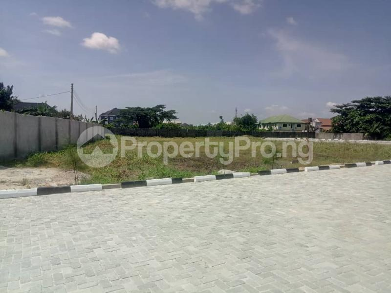 Residential Land Land for sale Genesis Court Phase II, Few minutes drive from lekki/epe expressway Badore Ajah Lagos - 4