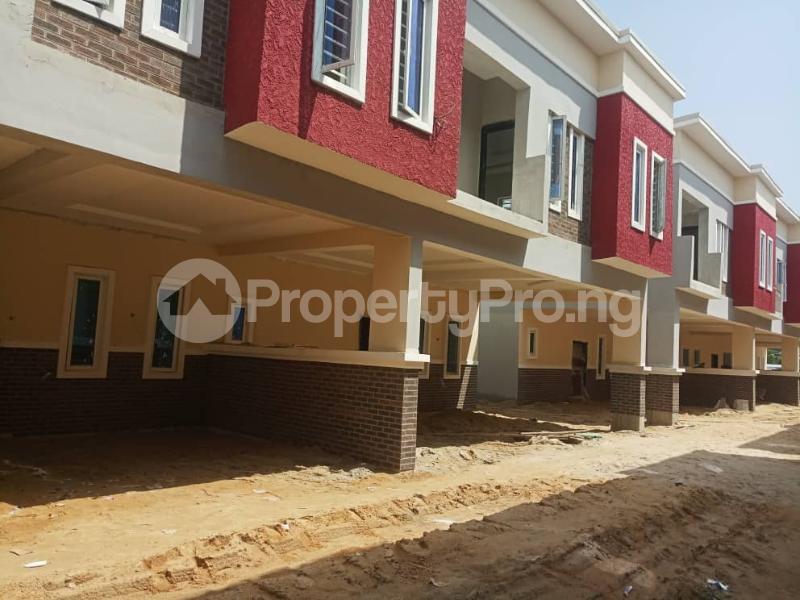 4 bedroom Terraced Duplex House for sale Opposite Mega Chicken Plaza Between 2nd Tollgate And Vgc Ikota Lekki Lagos - 0