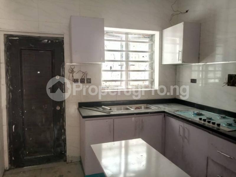 4 bedroom Terraced Duplex House for sale Opposite Mega Chicken Plaza Between 2nd Tollgate And Vgc Ikota Lekki Lagos - 4