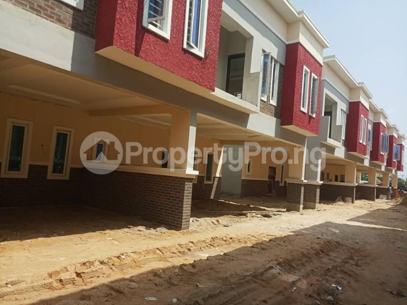 4 bedroom Terraced Duplex House for sale Opposite Mega Chicken Plaza Between 2nd Tollgate And Vgc Ikota Lekki Lagos - 1