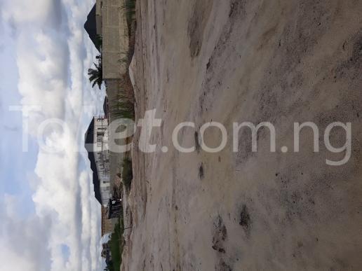 Land for sale Ogidan/hopeville Estate,sangotedo Lekki Epe Expressway ,eti Osa.lagos. Sangotedo Lagos - 1