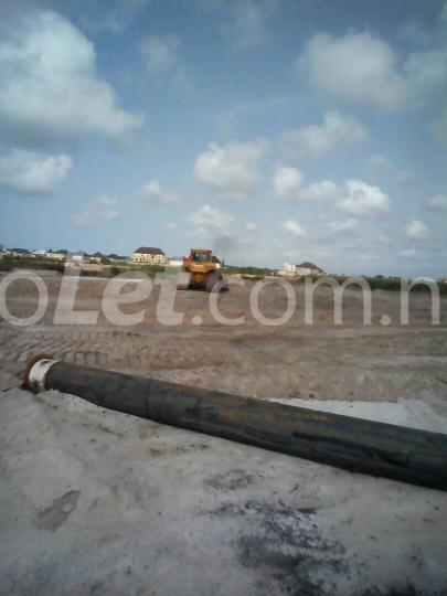 Land for sale Ogidan/hopeville Estate,sangotedo Lekki Epe Expressway ,eti Osa.lagos. Sangotedo Lagos - 0