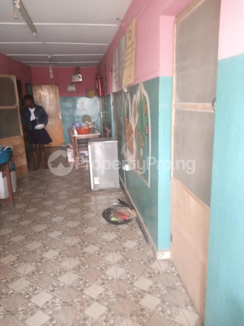 1 bedroom mini flat  Self Contain Flat / Apartment for rent Biola street off Oriola street Alapere Alapere Kosofe/Ikosi Lagos - 1