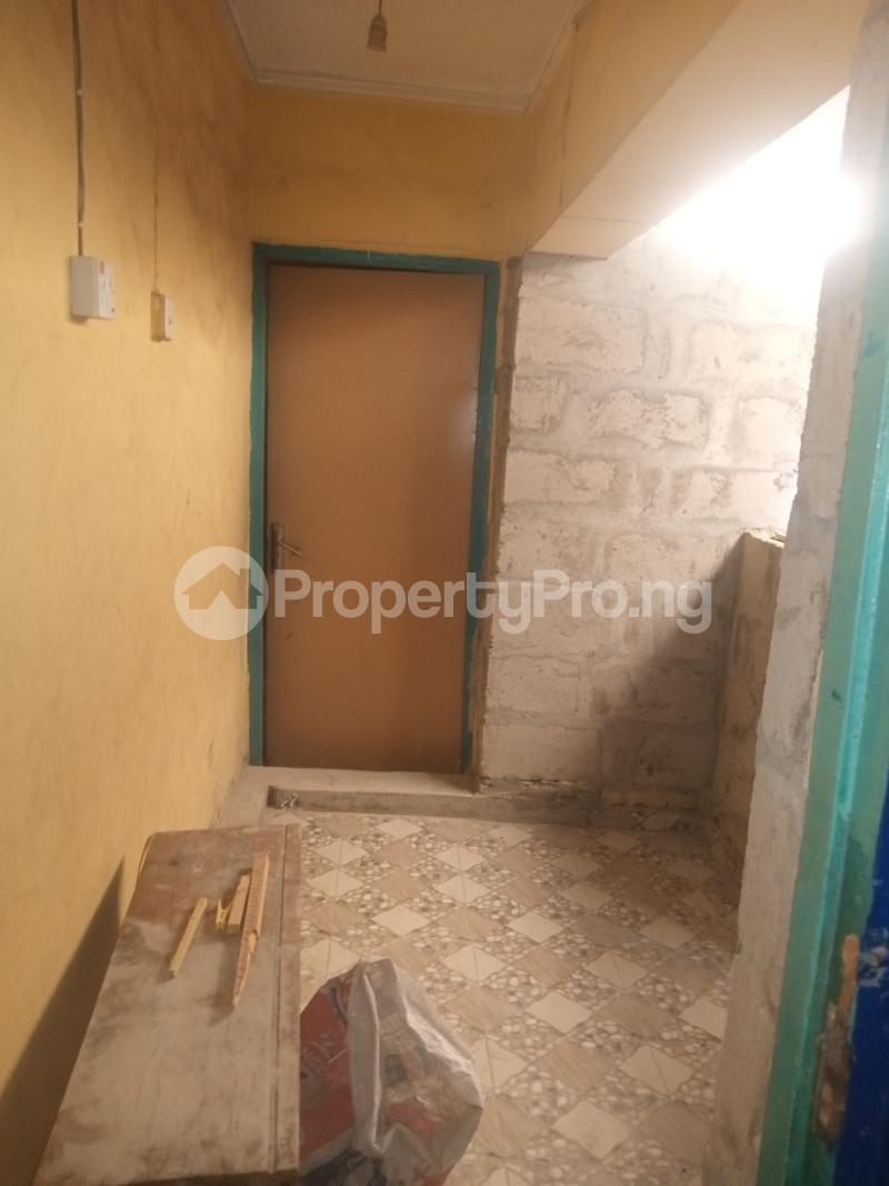 1 bedroom mini flat  Self Contain Flat / Apartment for rent Biola street off Oriola street Alapere Alapere Kosofe/Ikosi Lagos - 4